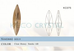 Crystal pendants, parts of chandelier-(KC075)