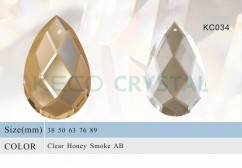 Crystal chandelier pendant, crystal pendant-(KC034)