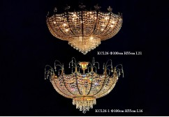 Crystal lamps lighting