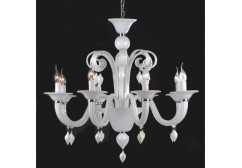 crystal arms chandelier