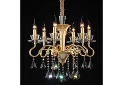 Arm chandelier lighting-(CA17)