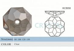crystal bobeches-(KCB058)