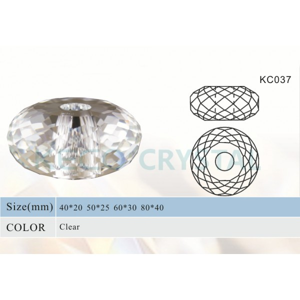 Chandelier glass parts with center hole for arm chandelier chandelier glass parts kcb37 aloadofball Choice Image