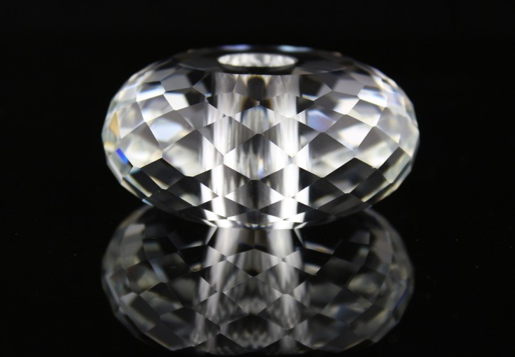 Chandelier glass parts with center hole for arm chandelier chandelier glass parts kc037 aloadofball Choice Image
