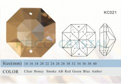 crystal chandelier, Octagon crystal-(KC021)