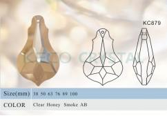 pendeloque crystals for chandeliers-(KC879)