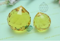K9 facet crystal ball for chandelier-(KC701)