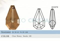 crystal pendants for chandeliers-(KC876)