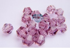 Bicone beads, crystals for chandeliers-(KC1503)